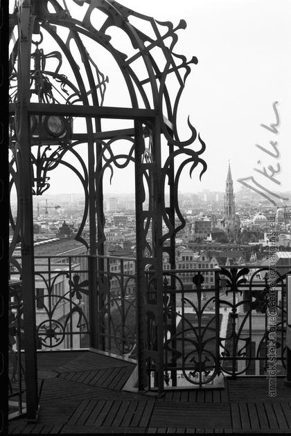 Art nouveau - Bruxelles du Mim