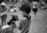 Atelier photo pour enfants